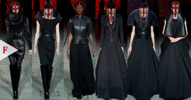 #FashionWeek-3-Uppermosts-Womenswear-Fall-2015-London-@LondonFashionWk-#LFW---Gareth-Pugh