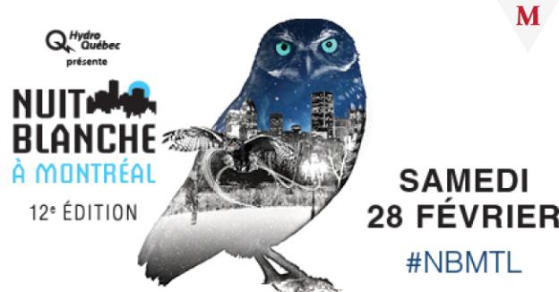 #MontrealEvent-#ArtMTL-Voici-les-11-activités-en-7-heures-à-la-Nuit-Blanche-de-Montreal-#NBMTL-@MTLenLumiere