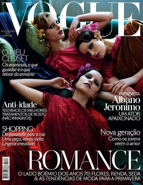 Sandra Martins, Marianne Bittencourt @Marianne-Michael Tucker, Catarina Santos @_CatSantos by Isabel Pinto www.isabelpinto.com for Vogue Portugal @VoguePortugal