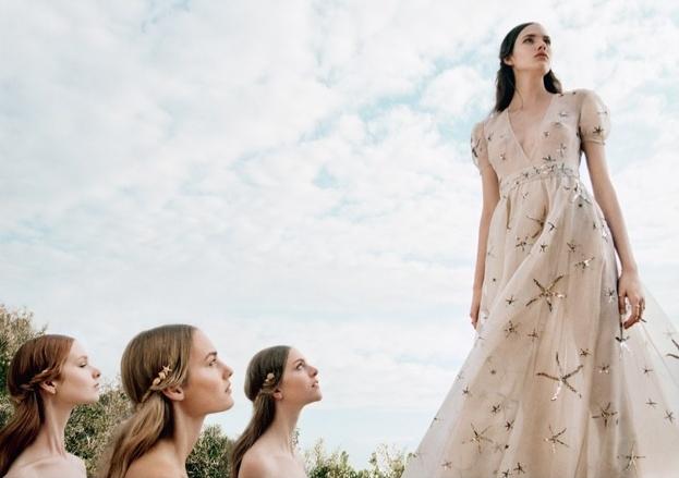 Gucci Campagne Fashion