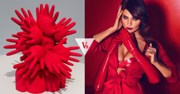 Art-#VsFashion--Red-Hands-ft.-Ivan-Prieto,-Hunter-&-Gatti
