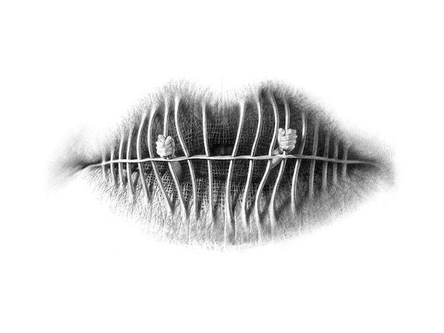 Indiscretion, 2010 by Christo Dagorov @ChristoDagorov #composition