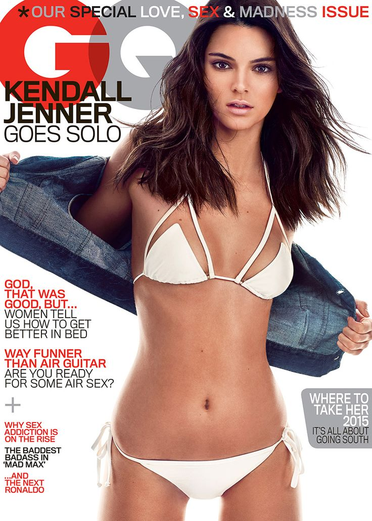 Kendall Jenner @KendallJenner by Steven Klein @SKstudly for GQ @GQMagazine May 2015
