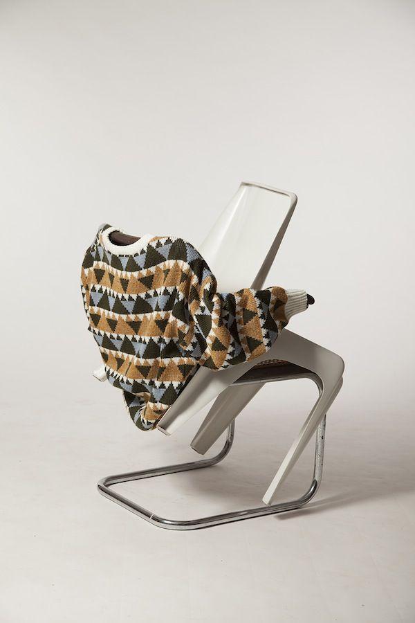 The Chair Affair, 2015 by Lucas Maassen www.lucasmaassen.nl, Margriet Craens www.margrietcraen... via @piet_mondriaan