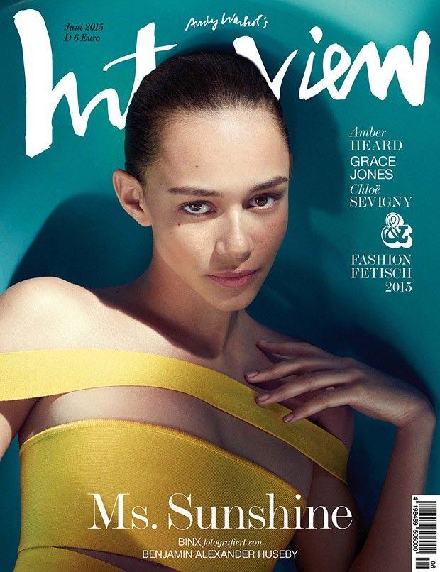 Binx Walton @WaltonLeona by Benjamin Alexander Huseby www.benjaminhuseb... for Interview Germany @INTERVIEW_de June 2015