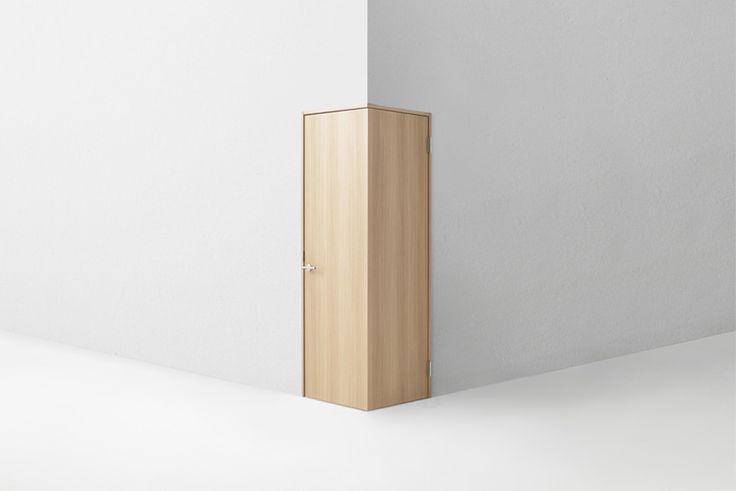 Corner, 2015 by Oki Sato www.nendo.jp via @designboom #form