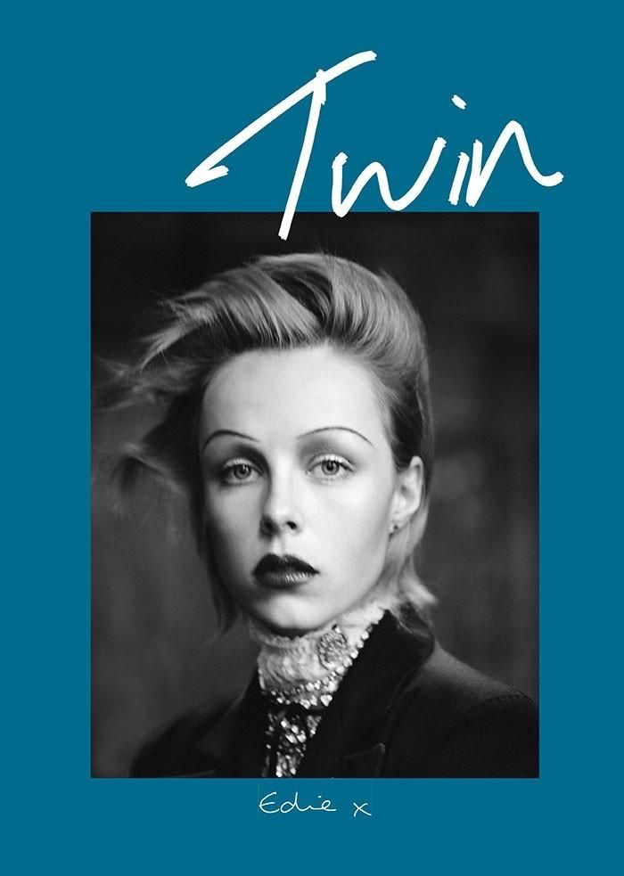 Edie Campbell @ediebcampbell by Boo George @StreetersLDN for Twin @twinfactoryuk 2015