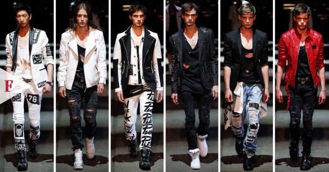 #fashionweek-3-uppermosts-menswear-spring-2016-milano-cameramoda-mfw-Philipp-Plein