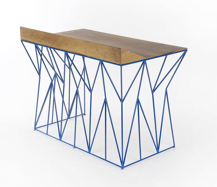 Nom De Bleu!, 2015 by Boris Dennler www.borislab.com via @VenturaProjects #form