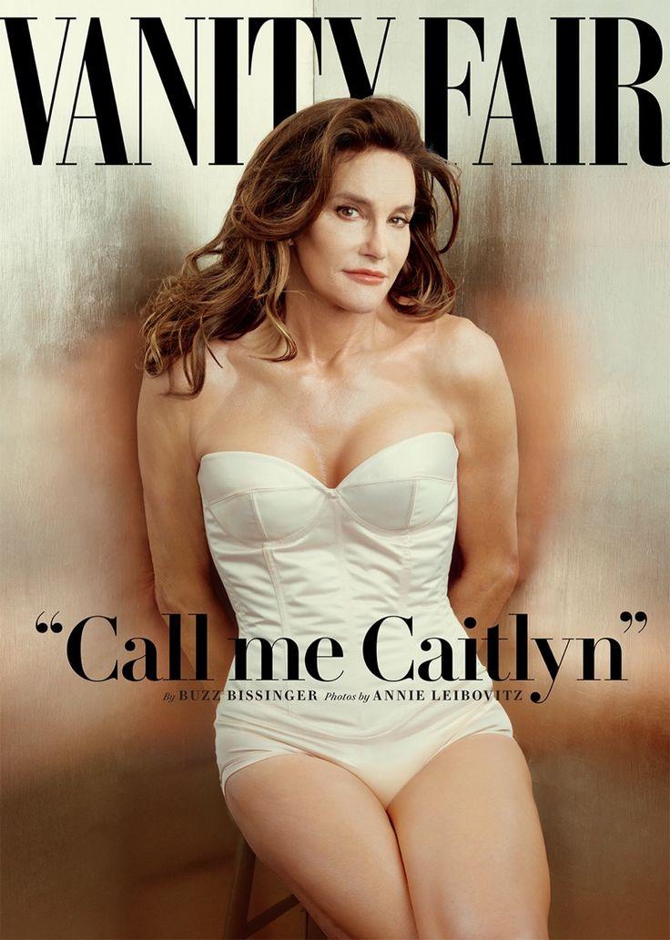 Caitlyn Jenner @Caitlyn_Jenner by Annie Leibovitz @AnnieLeibovitz for Vanity Fair @VANITYFAIR July 2015