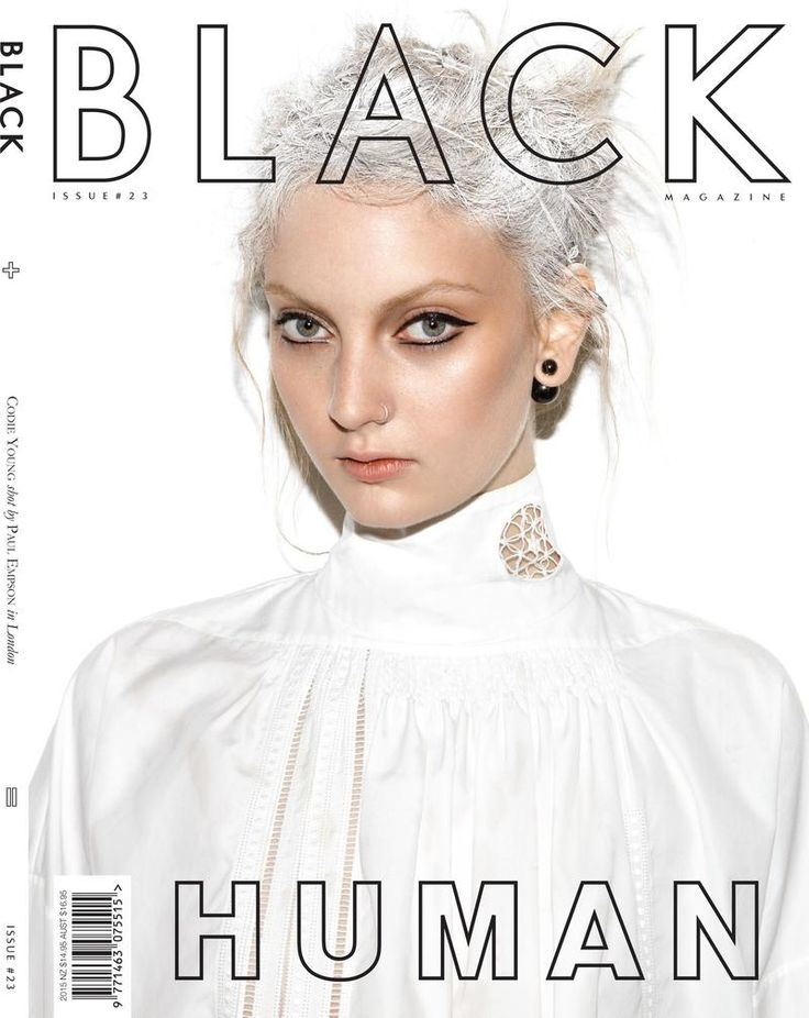 Codie Young @Codie_young by Paul Empson @PaulEmpson_10 for Black @Black Magazine Spring Summer 2015 issue 23