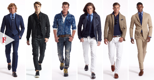 Mens Fashion Smart Casual Summer