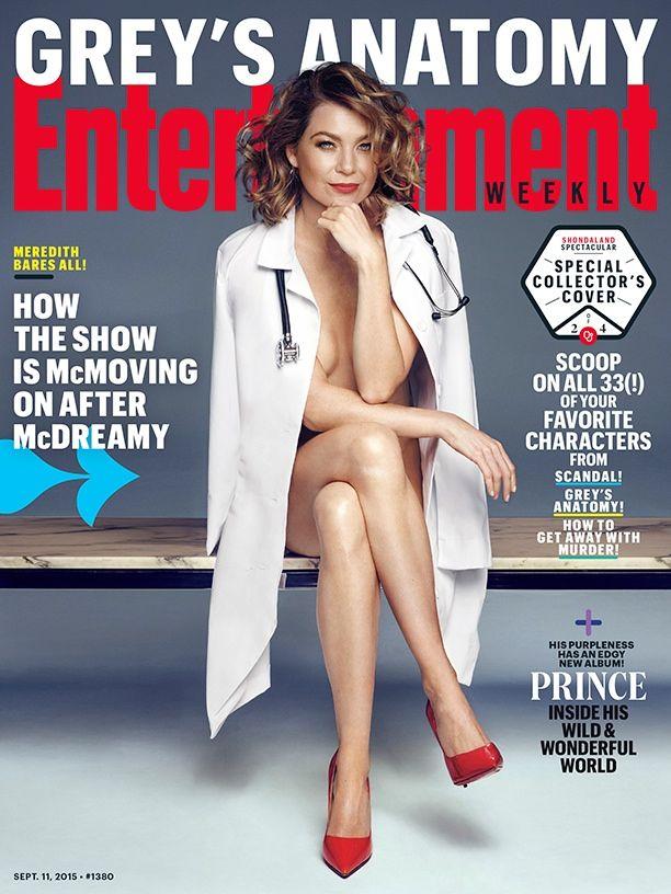 Ellen Pompeo @EllenPompeo by James White @artdeptwork for Entertainment Weekly @EW September 2015