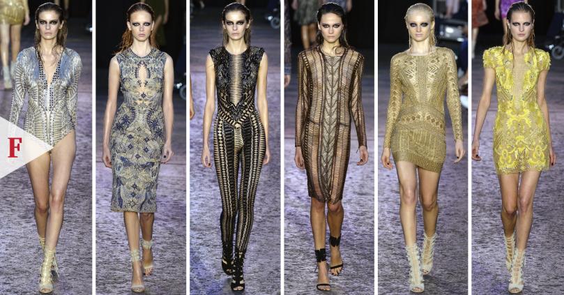 #FashionWeek-SPRING 2016 READY-TO-WEAR Julien Macdonald-01