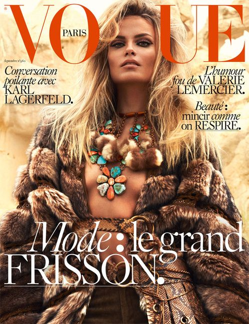 Natasha Poly @Poly_Natasha by Mert & Marcus @art_partner for Vogue Paris @VogueParis September 2015