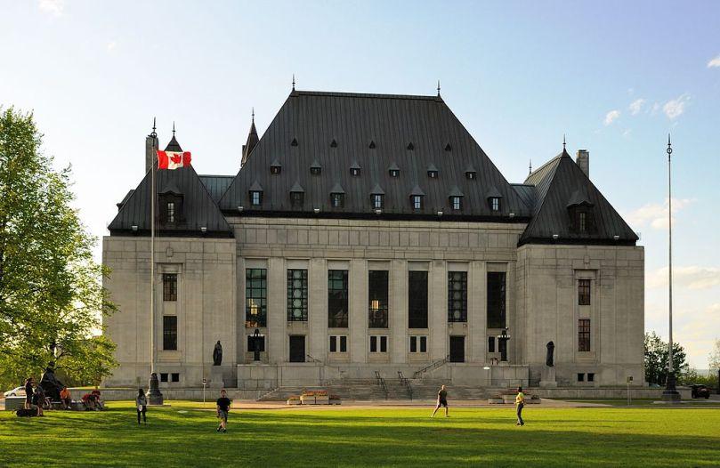L'édifice de la Cour suprême du Canada (Ottawa, 1938-1940)
