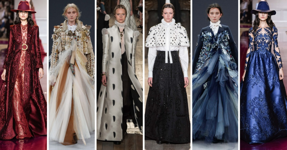 #FashionWeek 3 Uppermosts #HauteCouture Fall 2016 Paris #PFW ft. Zuhair Murad, Viktor & Rolf and Valentino