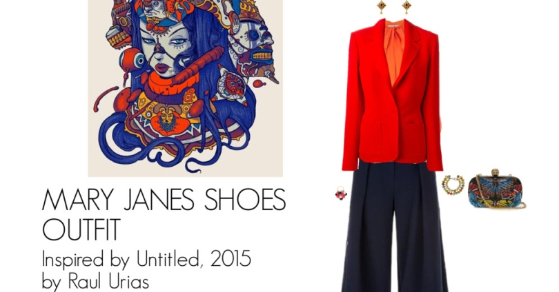 42,367$-Mary-Janes-Shoes-#MostExpensiveOutfit-Inspired-by-Raul-Urias