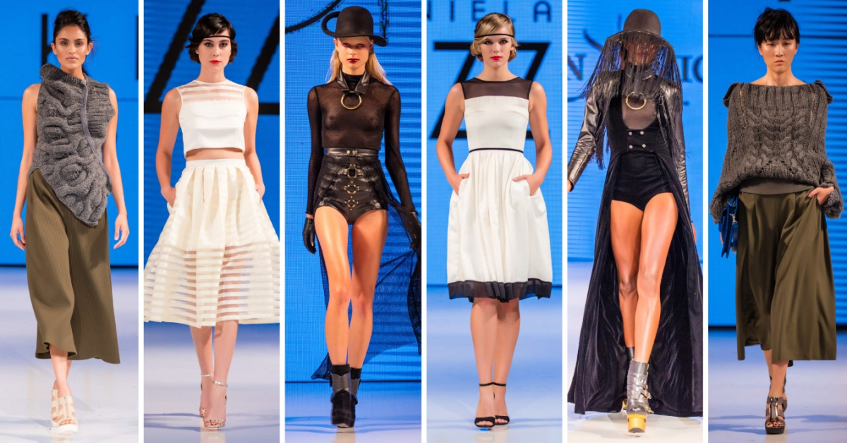 #FashionWeek 3 Uppermosts Womenwears Spring 17 Los Angeles #LAFW ft. Ashton Michael, Daniela Bozza, Vicken Derderian