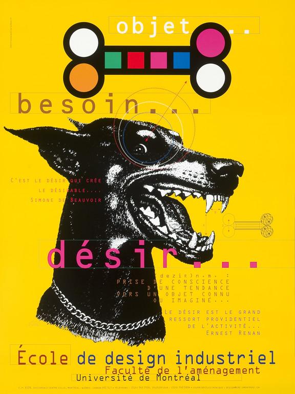 1997 ÉCOLE DE DESIGN INDUSTRIEL UDM