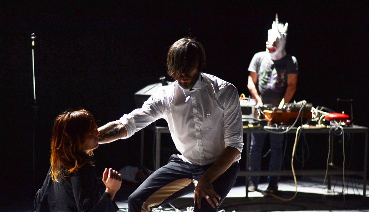 #ArtMTL  Mardi Culturel TD Arsenal x Danse Danse - Frédéric Tavernini