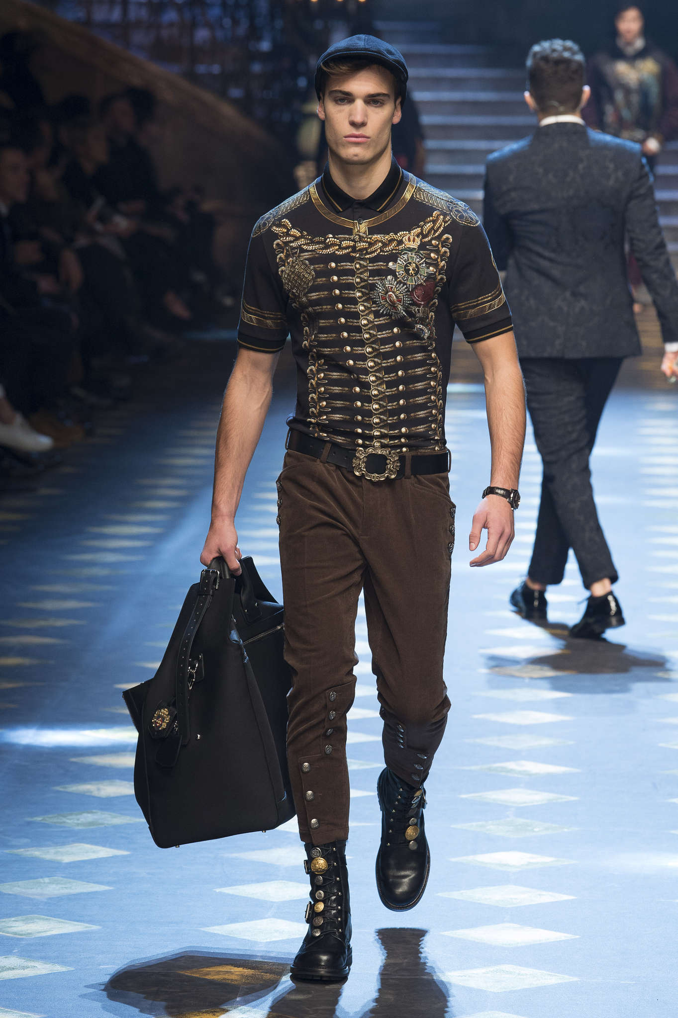 9ea989ca dolce-gabbana-fall-winter-2017-milan-menswear-catwalks-017 ...