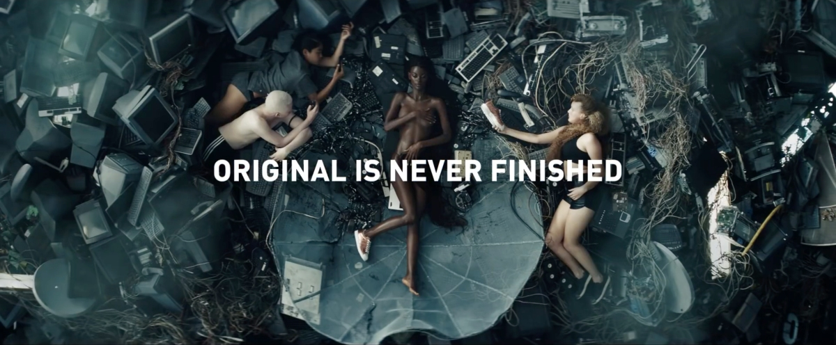 #FashionFilm adidas Originals | ORIGINAL is never finished adidas Originals
