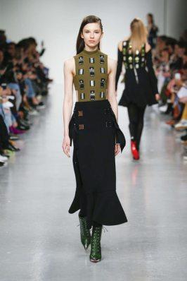David Koma Fall-Winter 2017 London Womenswear Catwalks-006