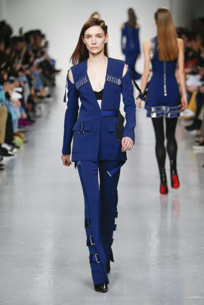 David Koma Fall-Winter 2017 London Womenswear Catwalks-008