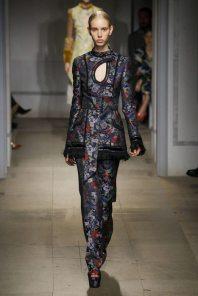 Erdem Fall-Winter 2017 London Womenswear Catwalks-002