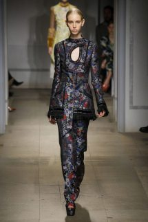 Erdem Fall-Winter 2017 London Womenswear Catwalks-002