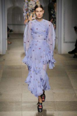 Erdem Fall-Winter 2017 London Womenswear Catwalks-007