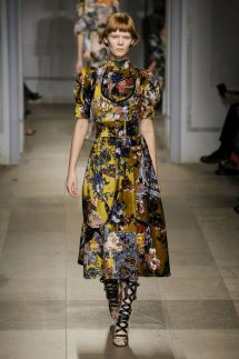 Erdem Fall-Winter 2017 London Womenswear Catwalks-008