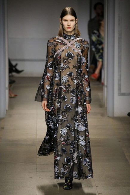 Erdem Fall-Winter 2017 London Womenswear Catwalks-012