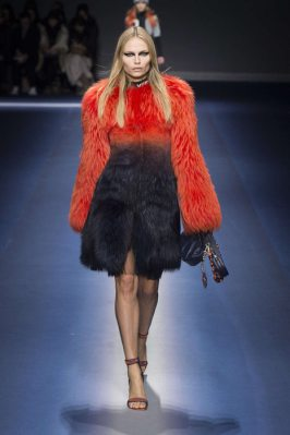 Versace Fall-Winter 2017 Milan Womenswear Catwalks-006